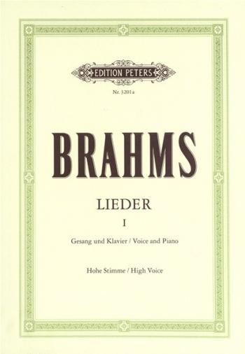 Complete Songs Vol.1: 51 Songs Medium High Voice (Peters)