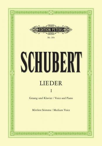 Lieder (Songs) Vol.1 92 Songs Medium Voice & Piano (Peters)