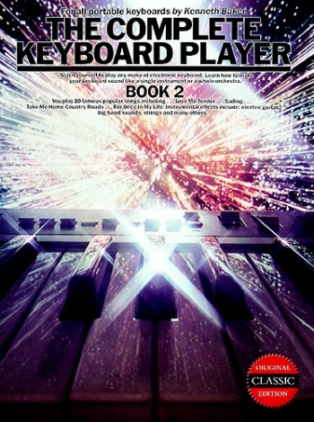 Complete Keyboard Player: Book 2: Original