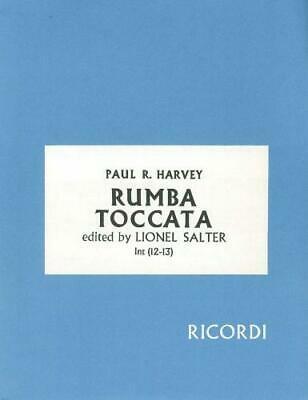 Rumba Toccata: Piano (Ricordi)