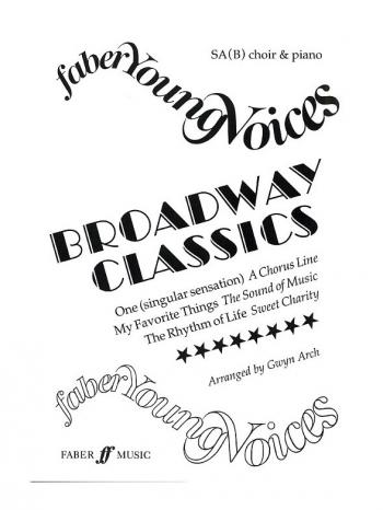 Broadway Classics: Vocal SAB