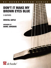 Dont It Make My Brown Eyes Blue: Guitar Quintet