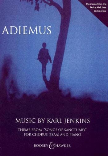 Adiemus Theme Form Songs Of Sanctuary: : Vocal  SSAA & Piano (Karl Jenkins)