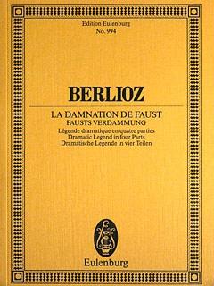 La Damnation De Faust : Opera: Miniature Score