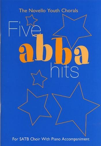 Abba 5 Abba Hits: Vocal SATB