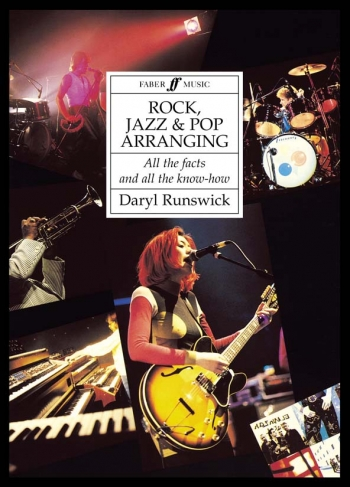 Rock, Jazz and Pop Arranging: Text Book