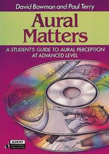 Aural Matters: Book & CD ( David Bowman & Paul Terry)