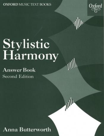 Stylistic Harmony Answerbook: Workbook