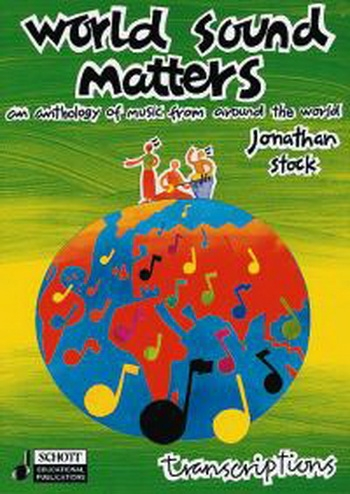 World Sound Matters: Transcriptions: Text Book