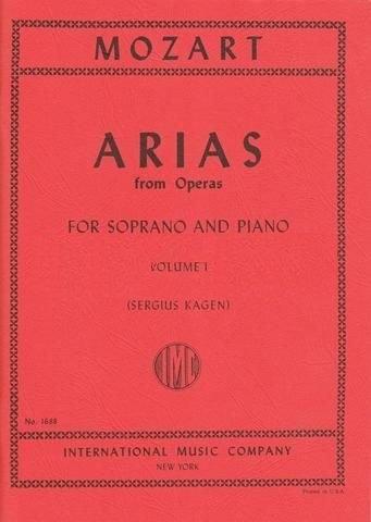 Arias: 1: Soprano: Vocal (Kagen)