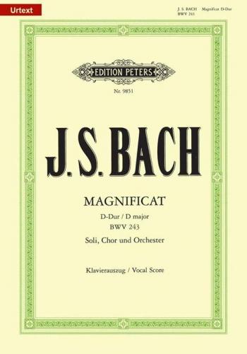 Magnificat: Vocal Score (Peters)