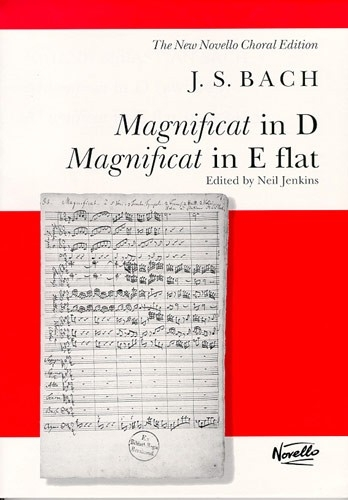 Magnificat In D And Eb: Bwv243: 243A: Vocal Score (Jenkins)