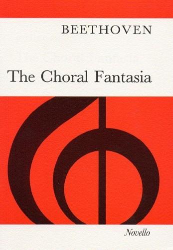 Choral Fantasia The: Vocal Score (Novello)