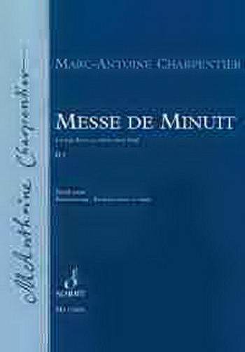 Messe De Minuit: Vocal Score (Schott)