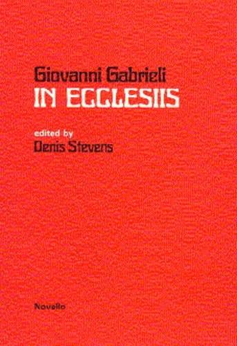 In Ecclesiis: Vocal Score