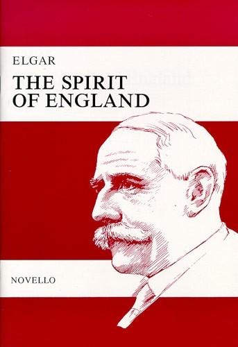Spirit Of England The: Vocal Score