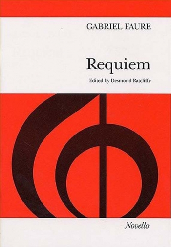 Requiem: Vocal Score (ratcliffe) (Novello)