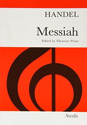 Messiah: Vocal Score (Prout) (Novello)