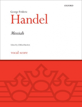 Messiah: Vocal Score (Bartlett)