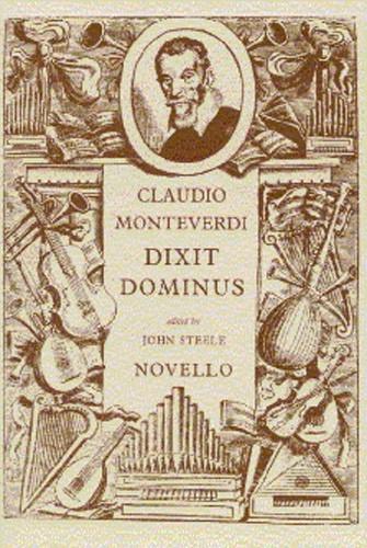 Dixit Dominus: Vocal Score