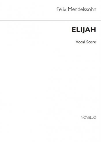 Elijah: Vocal Score