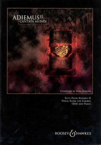 Adiemus Ii: Cantata Mundi: Vocal Score (Karl Jenkins)