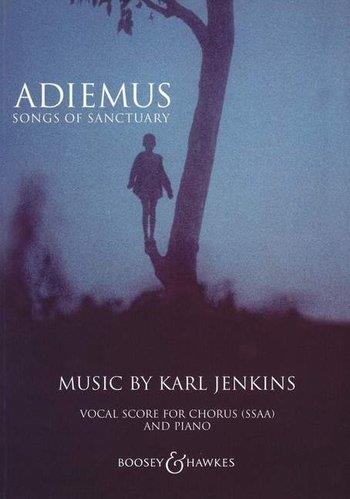 Adiemus: Songs Of Sanctuary: Vocal Score (Karl Jenkins)