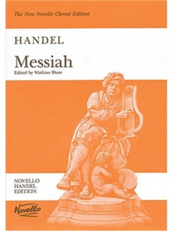 Messiah: Vocal Score (Watkins Shaw) (Novello)