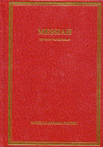 Messiah: Vocal Score: Hardback (Watkins Shaw) (Novello)