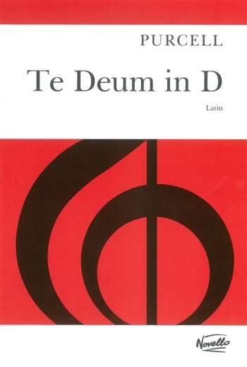 Te Deum In D: Vocal Score