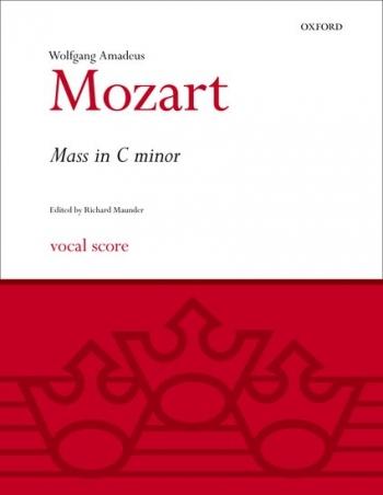 Mass In C Minor: K427: Vocal Score