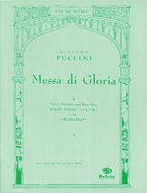 Messa Di Gloria: Vocal Score (Belwin)