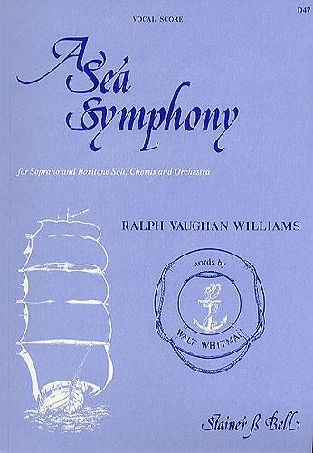 Sea Symphony A: Vocal Score