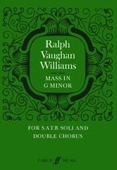 Mass In G Minor: Vocal Score