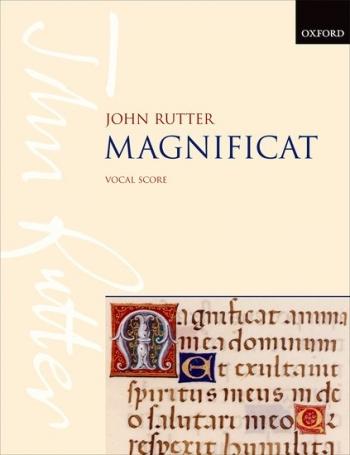 Magnificat: Vocal Score  (OUP)