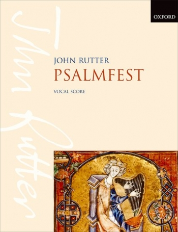 Psalmfest: Satb Vocal Score (Oxford)