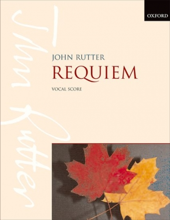 Requiem: Vocal Score (Oxford)