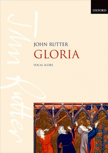 Gloria: Vocal Score (OUP)