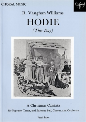 Hodie (This Day): Vocal Score
