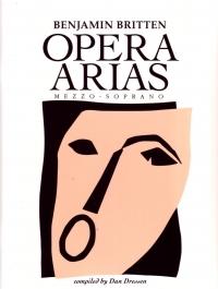 Opera Arias: Mezzo-soprano And Piano - English - German