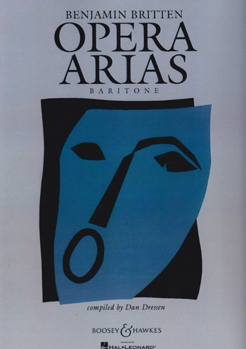 Opera Arias: Baritone And Piano - English - German (Boosey & Hawkes)