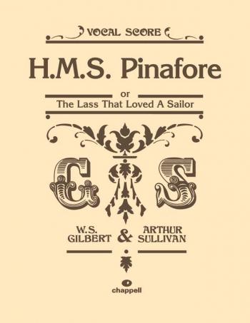 Hms Pinafore: Opera Vocal Score (Faber)