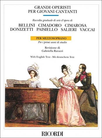 Great Opera Composers Mezzo Soprano: 1: Vocal and Piano