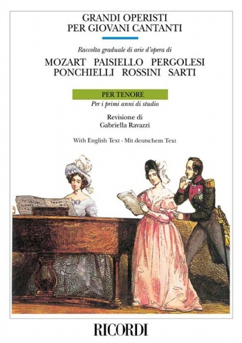 Great Opera Composers Tenor: 1: Vocal and Piano