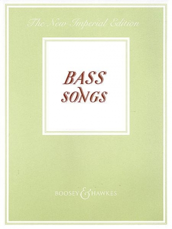 The New Imperial Edition: Bass Songs: Vocal