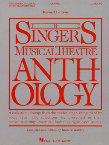 Singers Musical Theatre Anthology: Vol 1: Soprano - Vocal