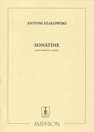 Sonatine: Oboe & Piano