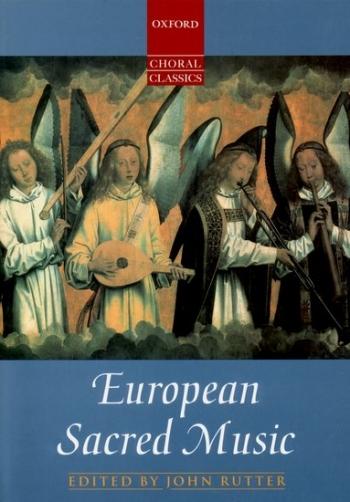 European Sacred Music: Vocal: Satb (Rutter)