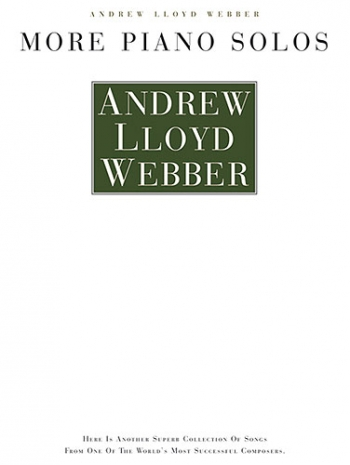 Lloyd Webber: More Piano Solos