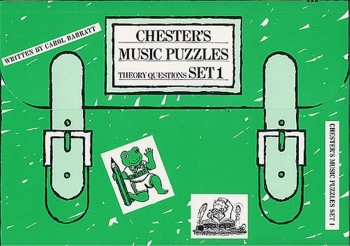 Chesters Music Puzzles: Set 1: Theory